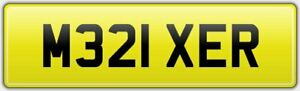 CONCRETE-MIXER-LORRY-REG-NUMBER-PLATE-M321-XER-MINI-MIX-CEMENT-READY-SCREED-DJ