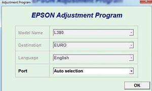 epson l380 adjustment program