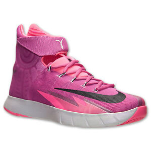 """323a9904161e1a ... 2015 """"Think Pink"""" Image is loading Nike-Zoom-HyperRev-Basketball-Shoes- Kay-Yow ..."""