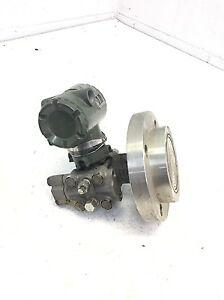 USED-Yokogawa-EJA210A-DP-Harp-Pressure-Transmitter-24VDC-EMSA1E4B-B305