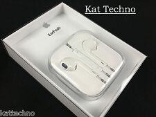 Apple Earphones EarPods & Mic Handsfree Headphones for iPhone 5/5S/5C/6/6Plus