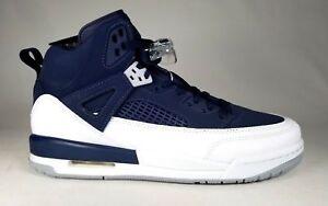 2a07b985d1b 317321-406 Nike Gradeschool Jordan Spizike BG Midnight Navy Metallic ...
