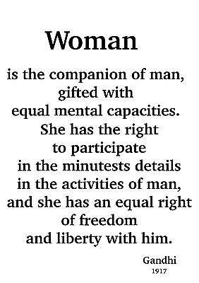 Inspirational Mahatma Gandhi Quotes Poster Print  A0-A1-A2-A3-A4-A5-A6-MAXI 091
