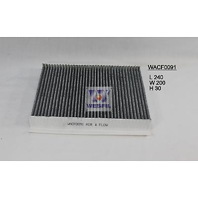 WESFIL CABIN AIR FILTER CIVIC 2006-2012 WACF0091