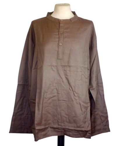 """LARP Medieval Mens Shirt Reenactment in 4 Colors 36/""""-42/"""" Chest OLD STOCK REDUCED"""