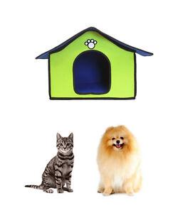 Cuccia in tessuto da interno per cani e gatti taglia medio-piccola 52x43x29 cm