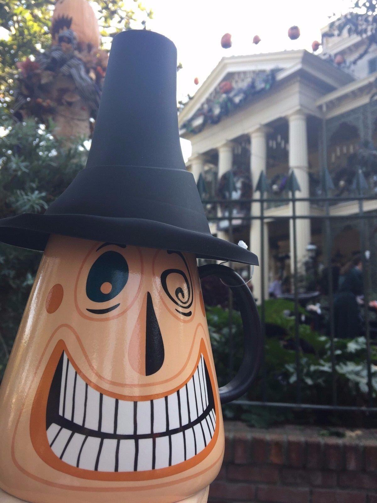 disney parks mug mayor of halloween town nightmare before christmas