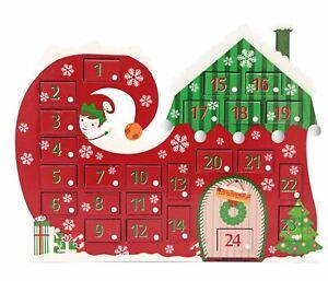 Countdown-To-Christmas-Wooden-Advent-Calendar-Freestanding-Elf-Boot-House