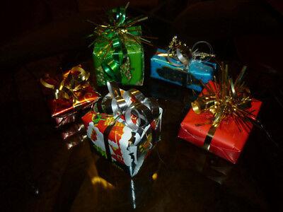 100% Vero Addobbi Natalizi Pacco Bio Ecologico Decorazioni Natale