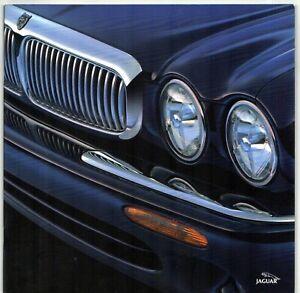 Jaguar XJ X308 1999-2000 UK Market Sales Brochure XJ8 ...
