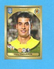 FIFA 365-2017-PANINI ITA-Figurina n.97- TRIGUEROS - VILLAREAL -NEW