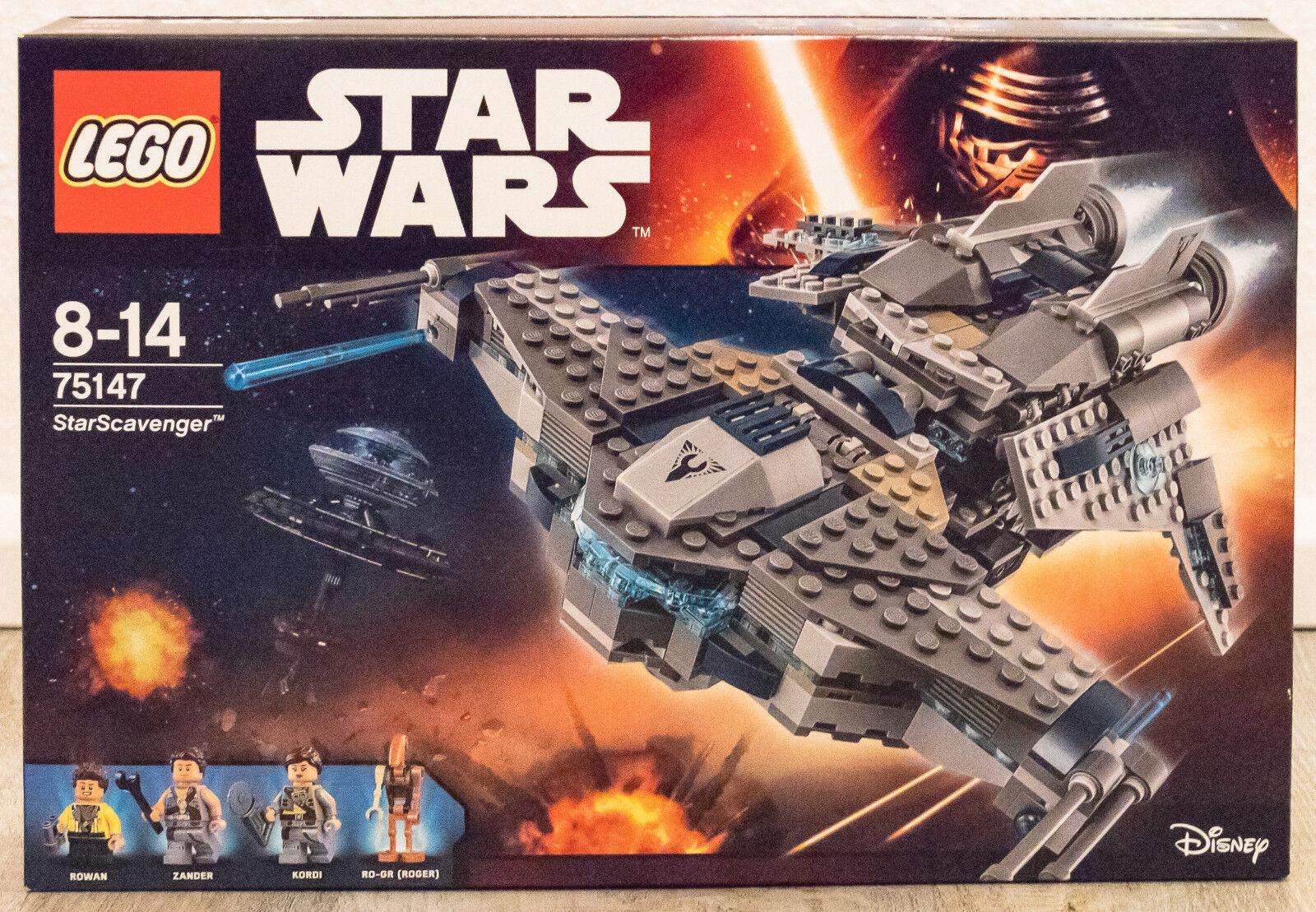 Lego ® Star Wars ™ 75147 starscavenger rar nuevo embalaje original New misb NRFB Sealed