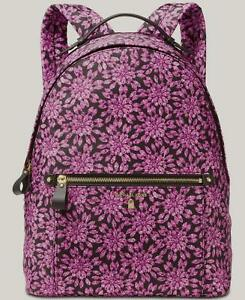 072e4c1d175a10 Michael Michael Kors Nylon Kelsey Black Ultra Pink Large Backpack ...