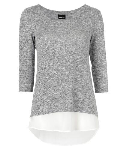 XL Shirt Top manica lunga Ginatricot Mindy SWEATER T-shirt XS-S-M-L 26