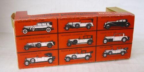 Repro Box Solido La Collection de l/'age d/'or