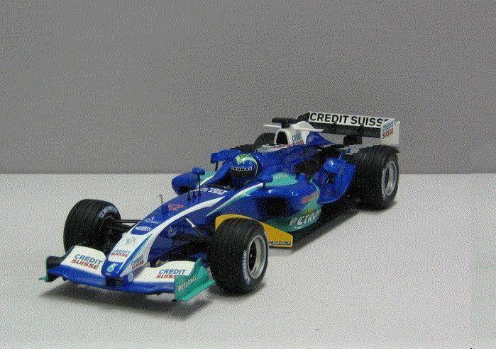 Formule 1 Sauber Petronas C24 - 1 18 - Minichamps