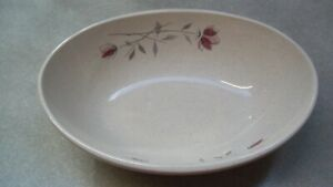 FRANCISCAN   DUET   OVAL SERVING VEGETABLE  BOWL    VERY NICE