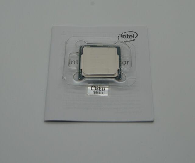Intel CPU i7 - 10700K - OEM BX8070110700K