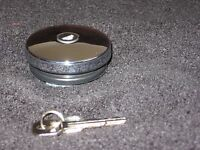 Chevy Truck Chrome Locking Gas Cap 1938-1971