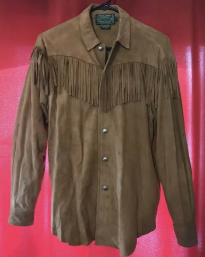 POLO Ralph Lauren Country Leather Fringe Suede Shi