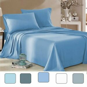 1800-COUNT-4PCS-EGYPTIAN-COTTON-FEEL-SOFT-SHEETS-DEEP-POCKETS-PILLOWCASES-MY