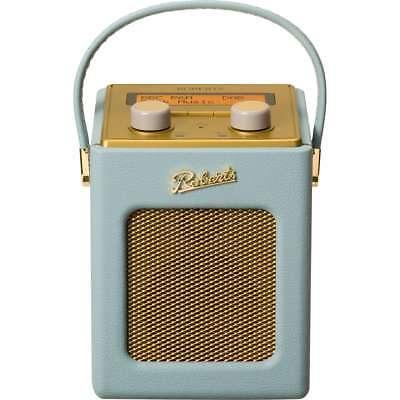Roberts Radio REV-MINIDE Revival Mini DAB / DAB+ Digital Radio with FM Tuner