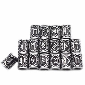 24-Pcs-Set-Norse-Vikings-Runes-Beads-for-Beards-Hair-Paracord-Bracelets-Necklace