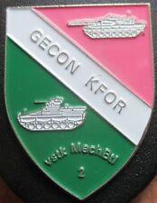 Brustanhänger Verbandsabzeichen KFOR verstärktes Mechanisches Btl 2 (R)