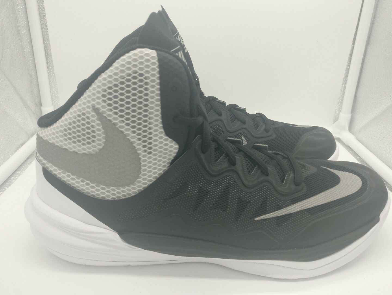 Nike primo hype df ii nero argentoo 806941001 bianco riflettono | Diversi stili e stili  | Scolaro/Ragazze Scarpa