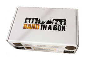 Details about PG Music Band in a Box Audiophile 2019 PC Windows Composition  & Accompaniment