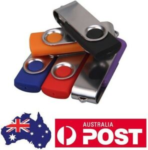 AU - 5X 64MB-32GB Flash Drive, USB 2.0 U Disk Memory Stick Fold Design Pen Drive