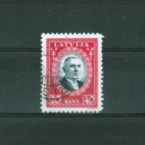 LETTONIE-Yvert-n-169-oblitere