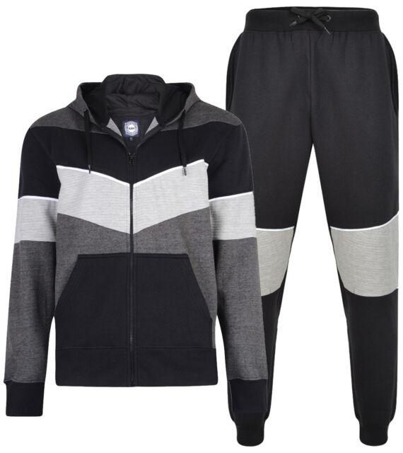 Mens KAM Long Sleeve Jumper Sweatshirt Jacket Zip Neck Pull Over Big Size S-8XL