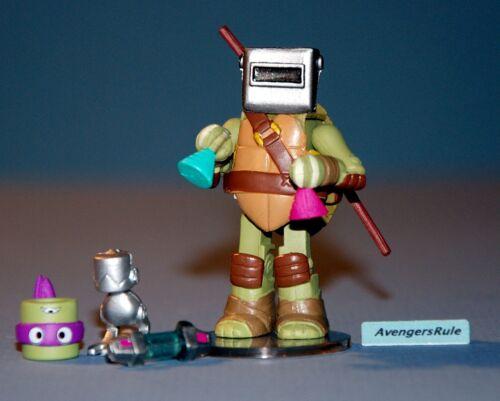 MiniMates Teenage Mutant Ninja Turtles Series 5 Inventor Donatello
