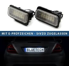 2x CANBUS LED KENNZEICHENBELEUCHTUNG MERCEDES W211 CLS/ C/ E-KLASSE S203 S211 5D