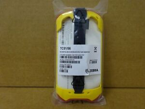 Zebra-Rugged-Boot-Handstrap-for-TC51-TC56-RED-amp-YELLOW-NEW-SG-TC51-EXO1-RY