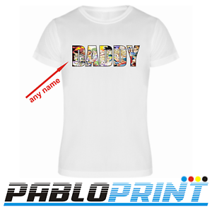 24d2ba31 Dragon Ball Z Goku T Shirt Personalised Any Name Fathers Day Gift ...