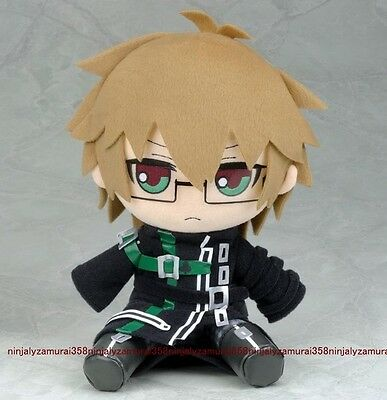 AMNESIA Kent official Plush Doll Figure cosplay anime GIFT Authentic