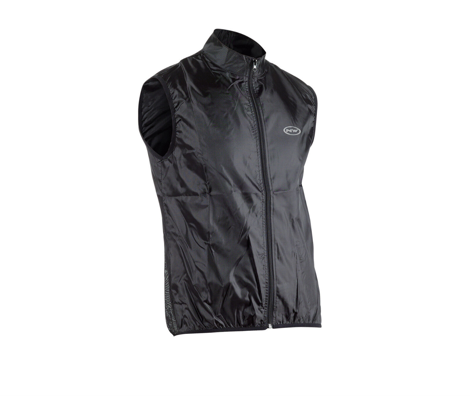 CAPE coupe vent Gilet Northwave Mod.JET color black CAPE WIND jet