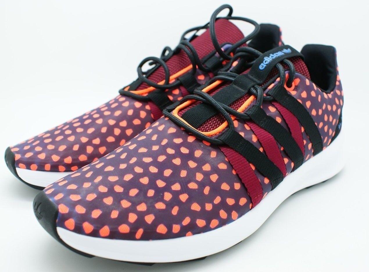 Adidas Originals Mens SL LOOP CT Casual Sneakers shoes Q16405 Red x Black 8 NIB