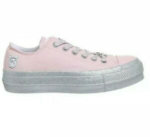 all star converse basse rosa