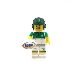 Rugby Player LEGO Minifigures Brand New Minifigure #13 Series 19