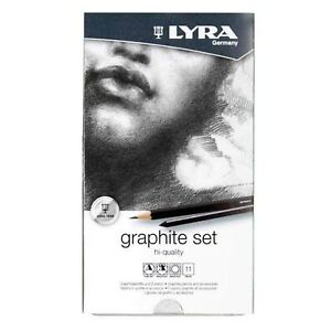 Lyra-Rembrandt-Graphite-Sketching-Set-Gift-Tin-of-11-2041111