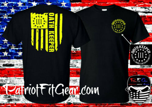t shirt,Oath Keepers,We Are Everywhere,against all enemies foreign and domestic