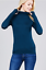 Women-Long-Sleeve-T-Shirt-Slim-Fit-Turtle-neck-Pullover-High-Tops-Casual thumbnail 33