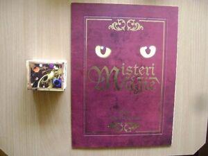 EMPTY-ALBUM-AND-FULL-STICKER-SET-MISTERI-E-MAGIE-EDIS