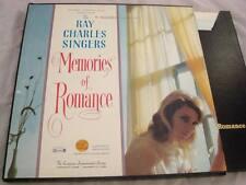 The Ray Charles Singers - Memories Of Romance (5xLP Box Set) Vinyl LP - Living