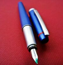 Rotring Freeway Fountain pen - F-Metalbody (GERMANY ) Metallic blue