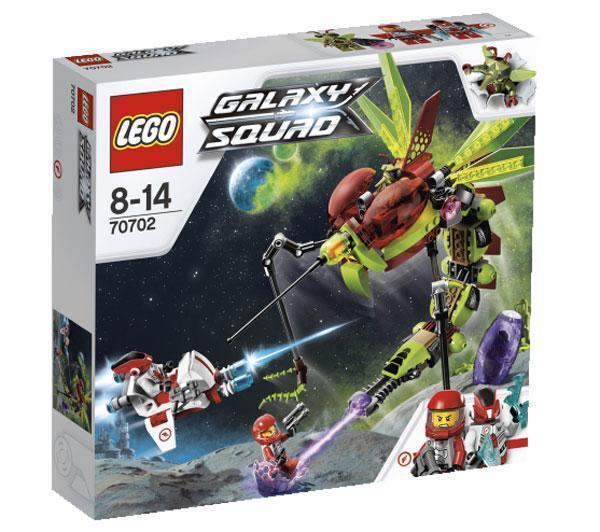 LEGO Galaxy Squad Weltraum-Moskito  70702