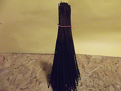 100 Charcoal Incense Sticks  **Fresh Handmade** Smoother Burning**